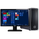Dell Inspiron 3647 Small Desktop- Pentium Dual Core- 2 GB RAM- 500 GB HDD- 18.5