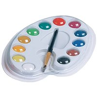 Camel Student Water Color Cakes (12 Shades) (pack of 12)