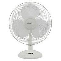 Havells Swing Lx 3 Blade (400 Mm) Table Fan (White)