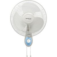 Havells 400Mm Wall Fan Swing Platina Hs White