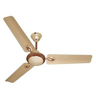 Havells Fusion 600Mm Ceiling Fan Brown And Beige Fans