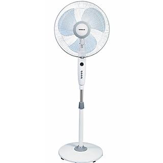 Havells 400Mm Trendy Pedestal Fan Grey