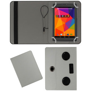 huge selection of df44e 576b7 Acm Speaker Case Flip Cover For Micromax Canvas Tab P480
