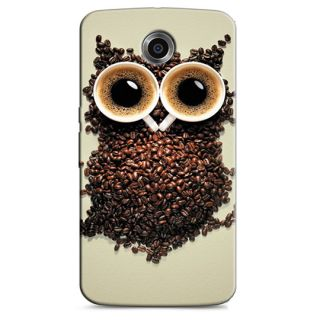 Owl Coffee Back Cover