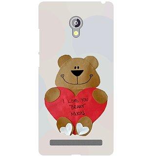 Asus Zenfone 6 A601CG Teddy Stuff
