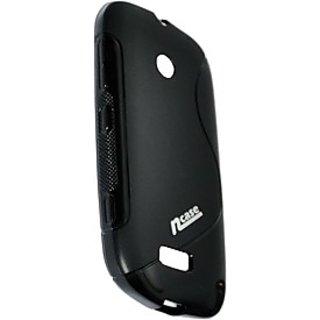 nCase PFBC-8559BK Back Cover for Nokia Lumia 510(Black)