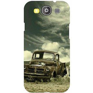 Samsung Galaxy S3 Neo Vintage Car