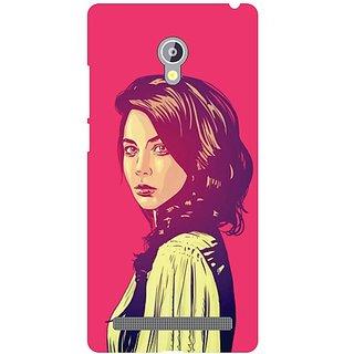 Asus Zenfone 6 A601CG Red Girl