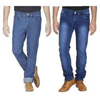 Men Jeans Pant Pack of 2