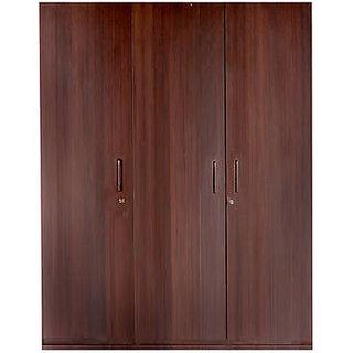 HOMETOWN DUKE PLYWOOD 3 DOOR WARDROBE Storage   Display