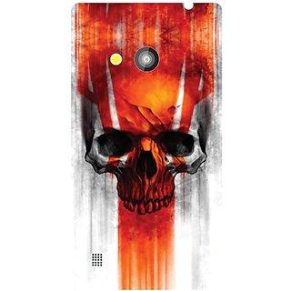 Nokia Lumia 720 Skulled