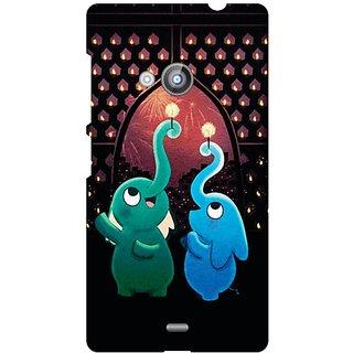 Nokia Lumia 535 Elephant Love