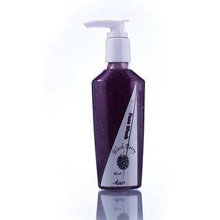 Herbal Instant Glow Black Berry Face Wash