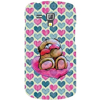 Samsung Galaxy S Duos 7582 Teddy Love
