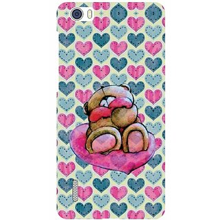 Huawei Honor 6 H60-L04 Teddy Love