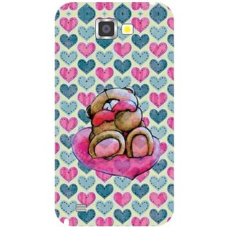 Samsung Galaxy Note 2 Teddy Love