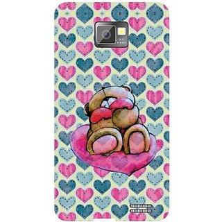 Samsung Galaxy S2 Teddy Love
