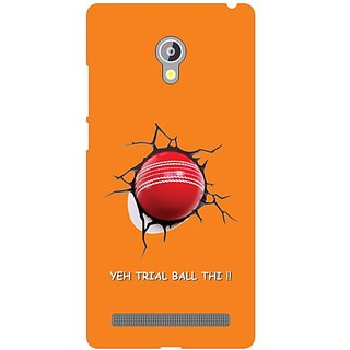 Asus Zenfone 6 A601CG Throw The Ball
