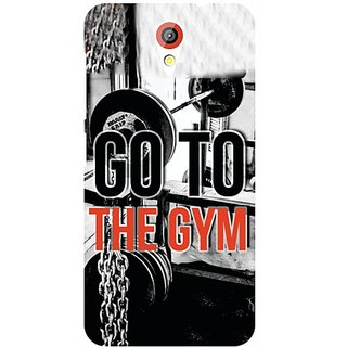 HTC Desire 620 Go To Gym