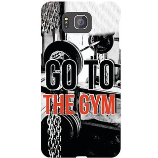 Samsung Galaxy Alpha G 850 Go To Gym