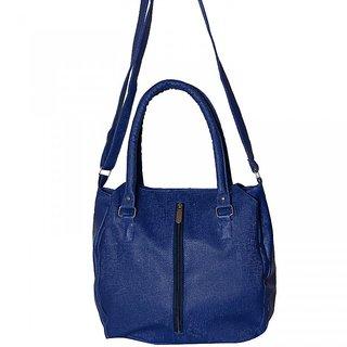 Divyanshi Collection Blue non leather shoulder bag