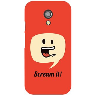 Motorola Moto G (2nd Gen) Scream It