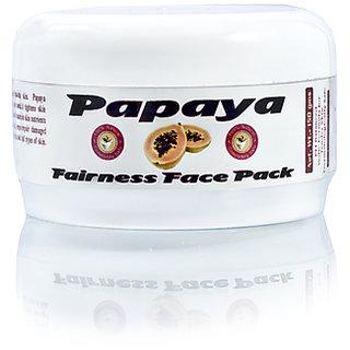 Ayurvedic Herbal Papaya Fairness Face Pack