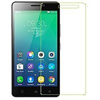 CrackerDeal High Quality 2.5D Curve Tempered Glass For Lenovo Vibe P1m SP001