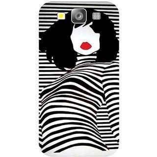 Samsung Galaxy S3 Charming Girl