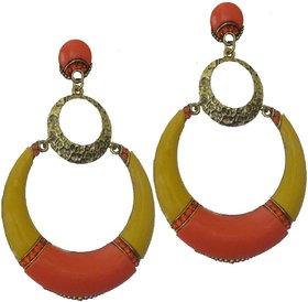 AARZOOL NEON colour earring.