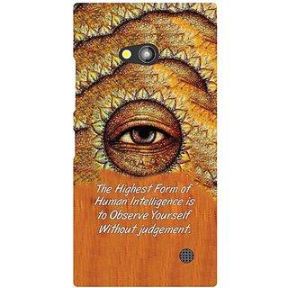 Nokia Lumia 730 Spiritual