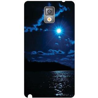 Samsung Galaxy Note 3 In The Midnight