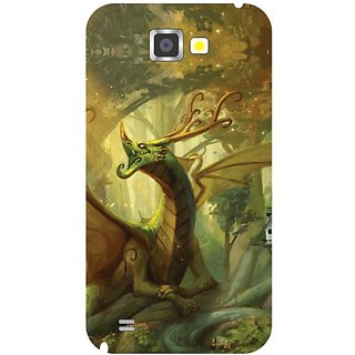 Samsung Galaxy Note 2 Fantacy Dragon