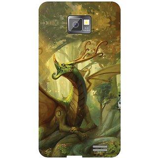 Samsung Galaxy S2 Fantacy Dragon