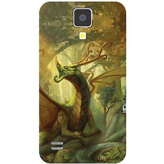 Samsung Galaxy S4 Fantacy Dragon