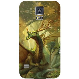 Samsung Galaxy S5 Fantacy Dragon