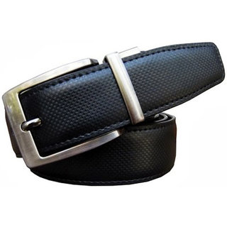 Aleron Mens Formal Multicolor Artificial Leather Reversible Belt