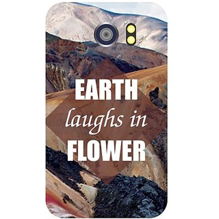 Micromax A 110 Earth Laughs In Flower