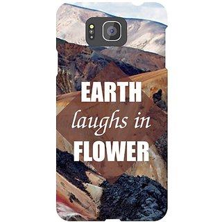 Samsung Galaxy Alpha G 850 Earth Laughs In Flower