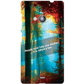 Nokia Lumia 535 People Must Help