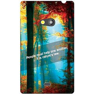 Nokia Lumia 625 People Must Help