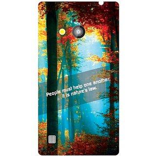 Nokia Lumia 720 People Must Help