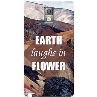 Samsung Galaxy Note 3 Earth Laughs In Flower