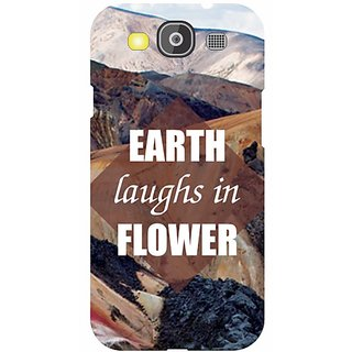 Samsung Galaxy S3 Neo Earth Laughs In Flower