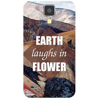 Samsung Galaxy S4 Earth Laughs In Flower