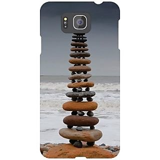 Samsung Galaxy Alpha G 850 Sea And Stone