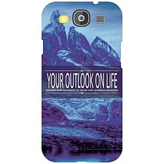 Samsung Galaxy S3 Neo Your Outlook On Life