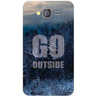 Samsung Grand 2 Go Outside
