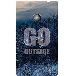 Nokia Lumia 520 Go Outside