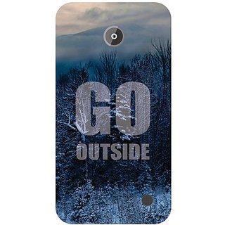 Nokia Lumia 630 Go Outside